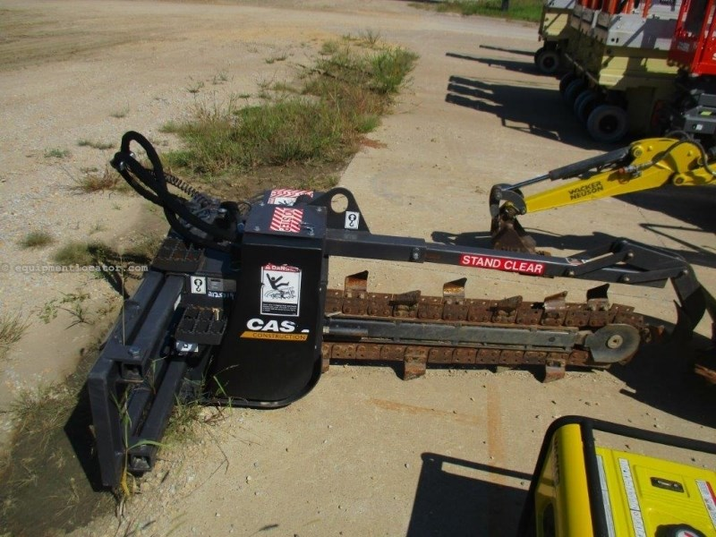 "2015 Case 48, Skid Steer Attach, 48"", 1075 Lbs, 5' W, 31"" H Skid Steer Attachment For Sale"