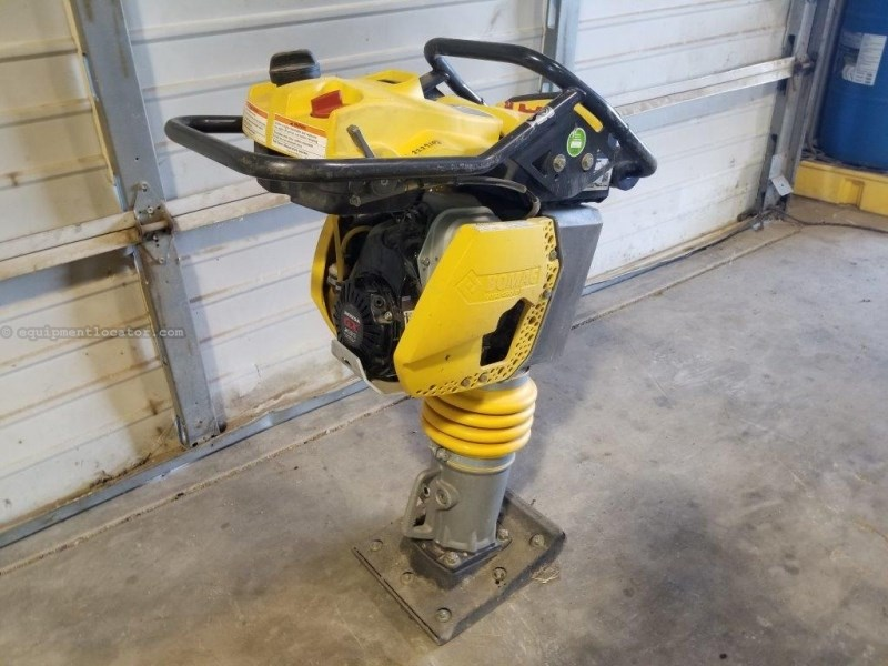 2016 Bomag BT65, 150#, 3642# Impact Force, 66 Ft/Min Wkg Spd Vibratory Plate For Sale