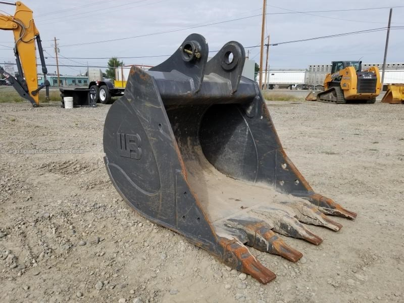 2016 Werk-Brau 42EXC, Fits Case CX160-CX180, Smart Fit Teeth Excavator Bucket For Sale
