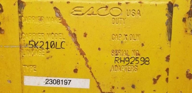 "2016 ESCO 36EXC, Fits Case CX210 Exc, 36"", Five Tooth  Excavator Bucket For Sale"