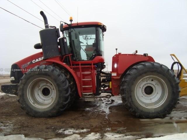 2014 Case IH 580S, 3787 Hr, Wts, Lux Cab, Hi Cap Pump, Recon'd Tractor For Sale