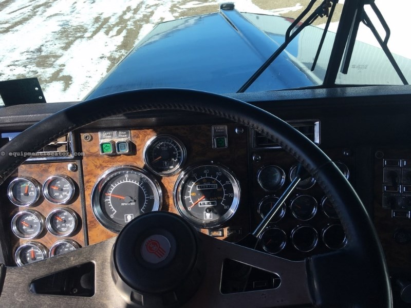 1995 Kenworth W00B, 75678 Mi, Cat 3406 C Diesel Eng, PTO Tractor Truck For Sale