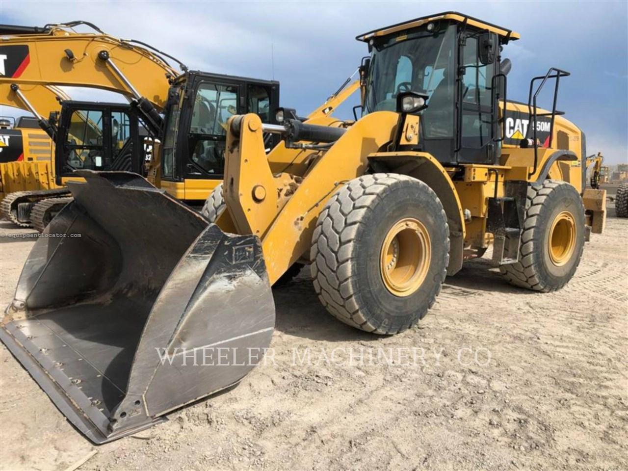 2017 Caterpillar 950M QC Image 1