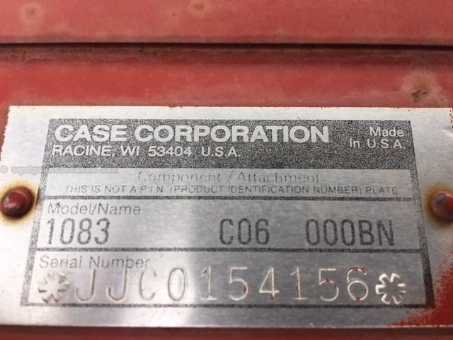 1996 Case IH 1083, 8R30, Knife, Fits 2388 Series Header-Corn For Sale
