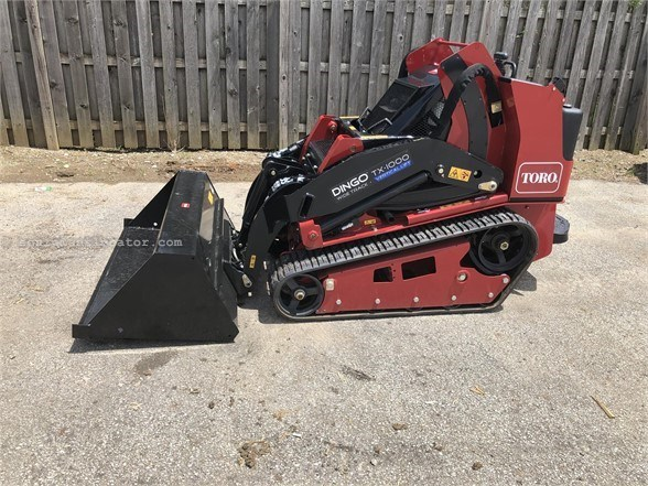 2020 Toro DINGO TX1000W Skid Steer-Track For Sale