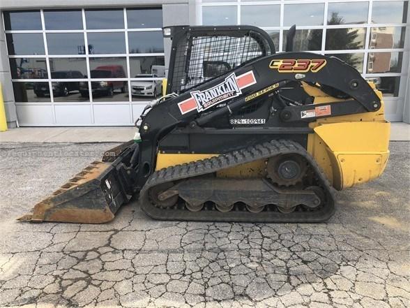 2018 New Holland C237 Skid Steer-Track For Sale