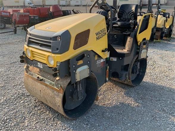 2016 Wacker RD24-100 Compactor-Asphalt For Sale