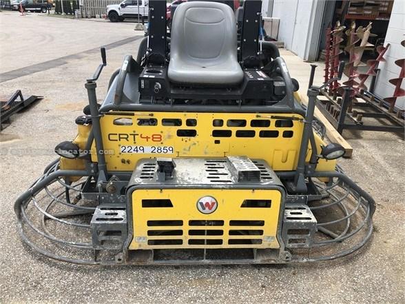 2016 Wacker CRT48-57K Concrete Equipment For Sale