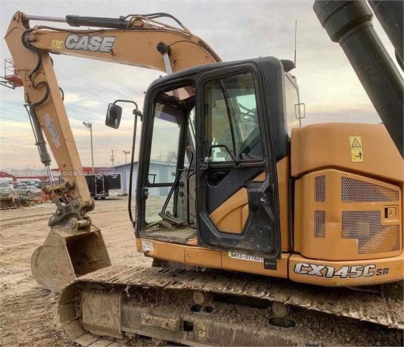 2014 Case CX145CSR Excavator-Track For Sale
