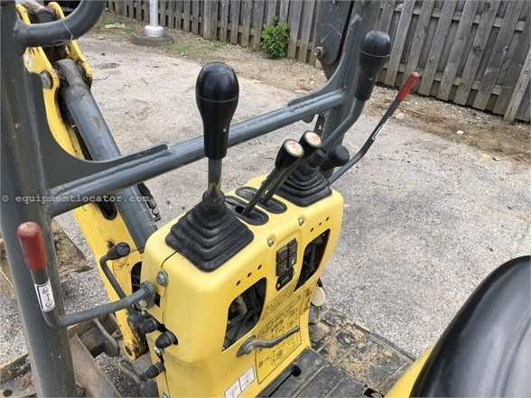 2015 Wacker 803DP Excavator-Mini For Sale