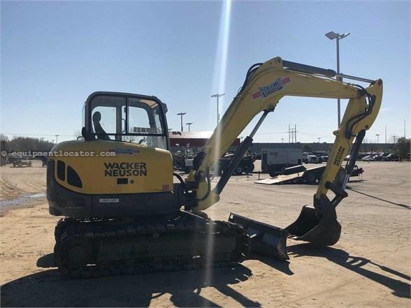2015 Wacker 8003 Excavator-Track For Sale