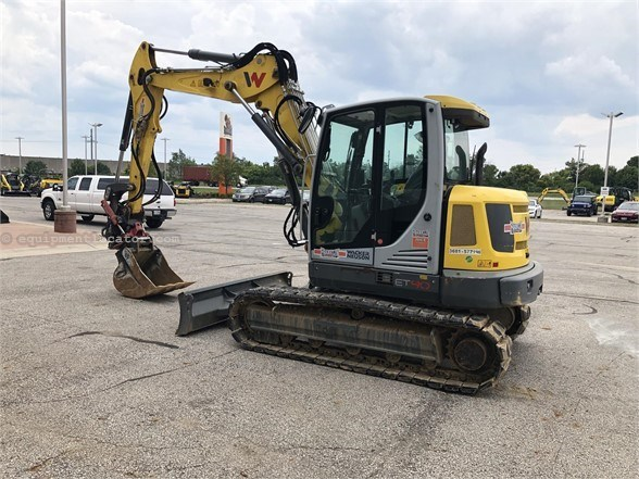 2016 Wacker ET90 Excavator-Track For Sale