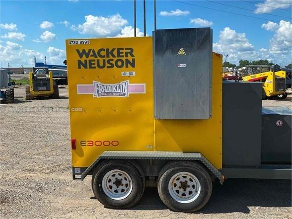 2014 Wacker E3000 Heater For Sale