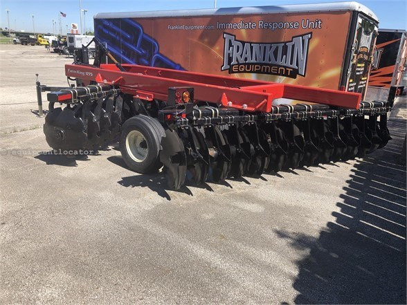 2016 Farm King Allied 1275 Disk Harrow For Sale