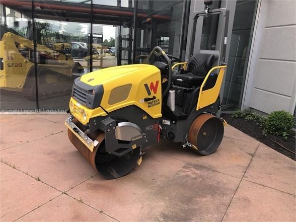 2019 Wacker RD18-100 Compactor-Asphalt For Sale