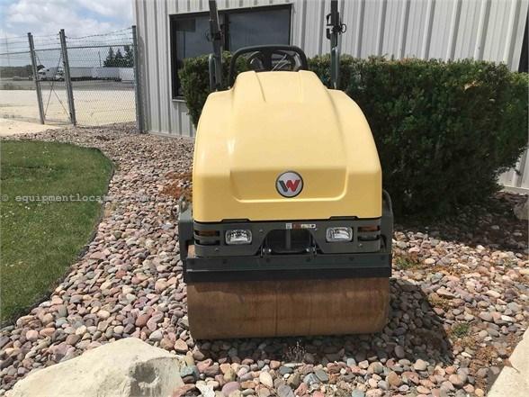 2016 Wacker RD16-90 Compactor-Asphalt For Sale