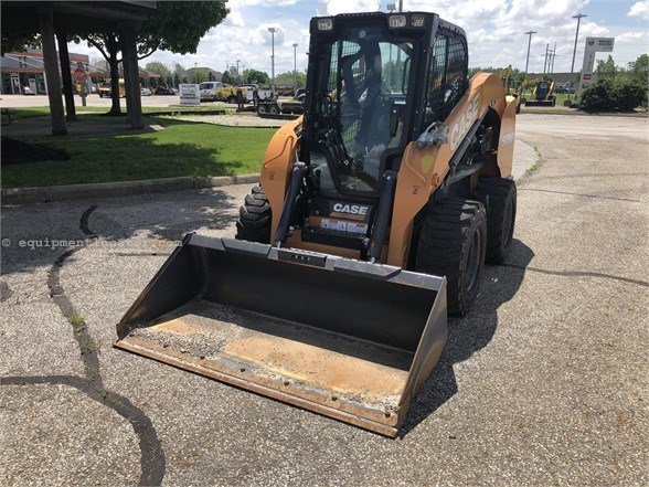 2018 Case SV280 Skid Steer For Sale