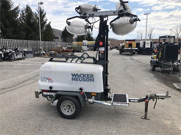 2014 Wacker LTN 6LVS Light Tower For Sale