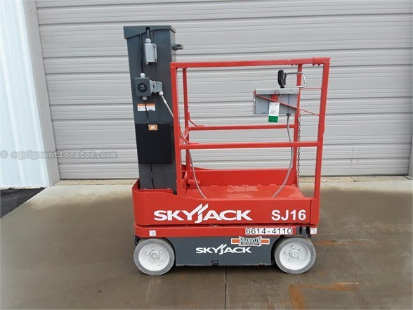 2014 Skyjack SJ16 Misc. Ag For Sale
