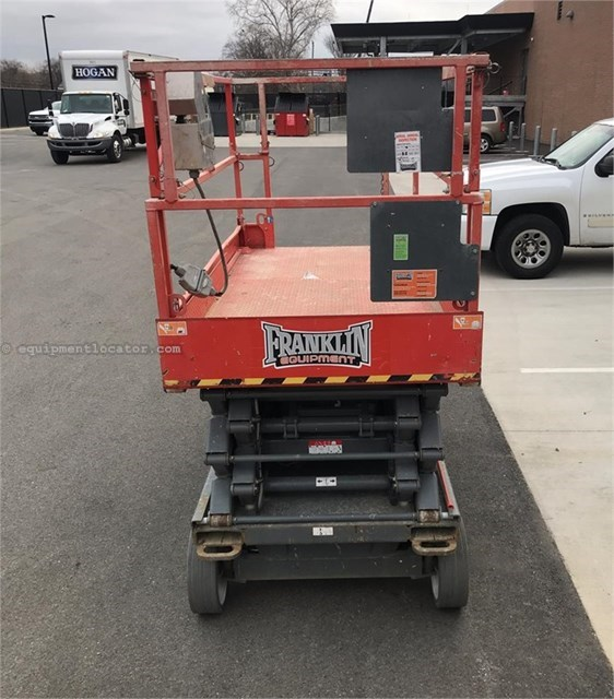 2013 Skyjack SJIII4632 Scissor Lift For Sale