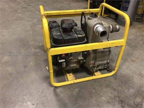 2015 Wacker PT2 Water Pump For Sale