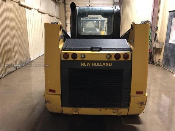 2017 New Holland C227 Skid Steer-Track For Sale