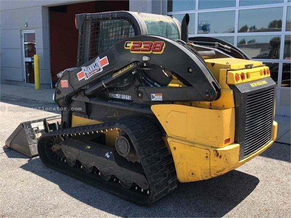2017 New Holland C238 Skid Steer-Track For Sale