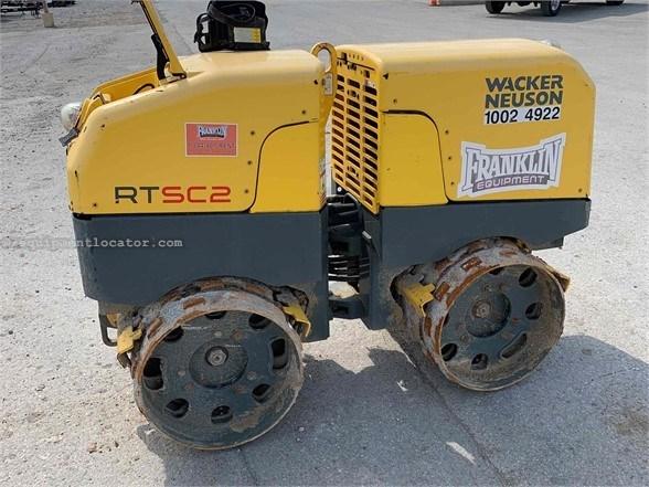 2014 Wacker RTXSC-2 Compactor-Soil For Sale