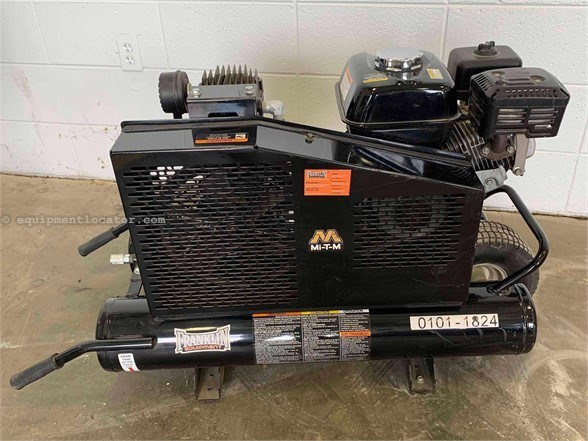 2016 Mi-T-M AM1PH6508M Air Compressor For Sale