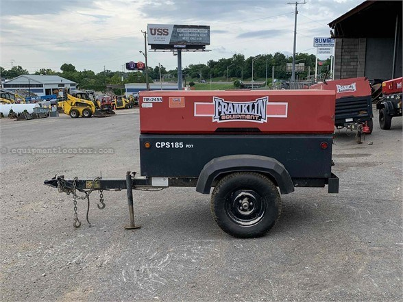 2013 CPS 185 CFM Air Compressor For Sale