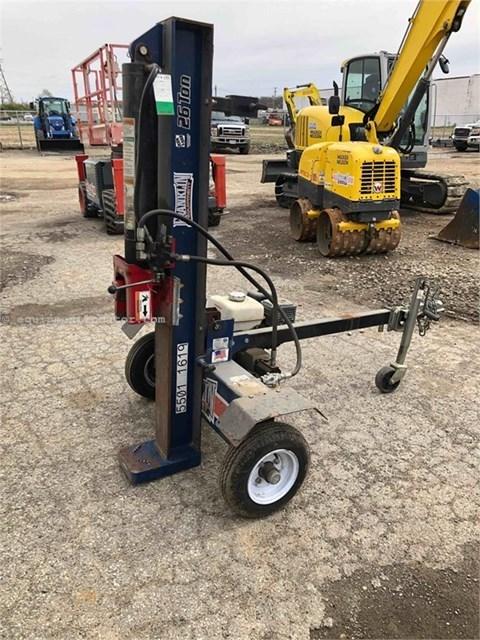 2016 Iron & Oak BHVH2613GX Log Splitter For Sale