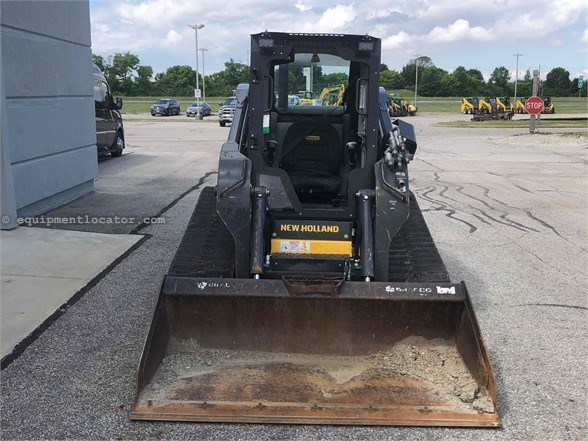 2017 New Holland C238 Skid Steer-Track For Sale