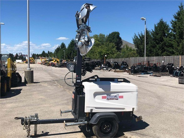 2016 Atlas Copco HILIGHT V4 Light Tower For Sale