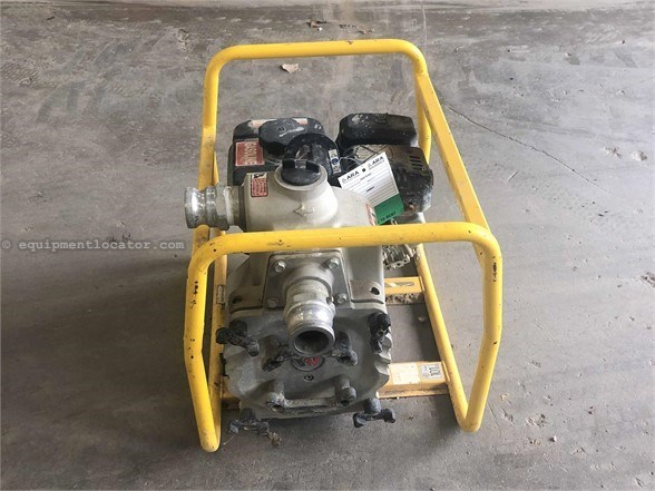 2016 Wacker PT2 Water Pump For Sale