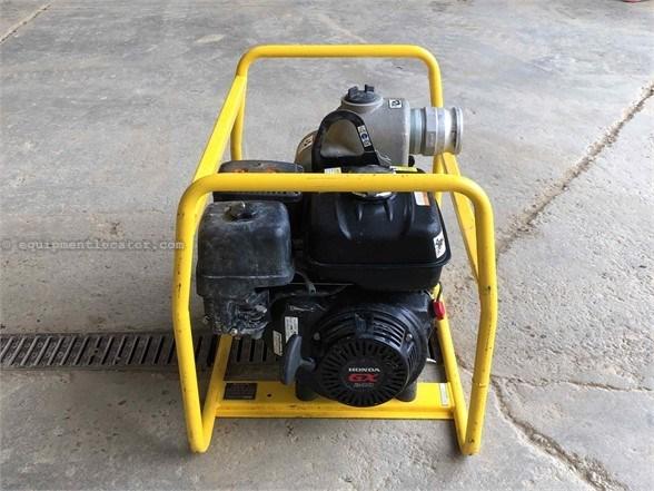 2016 Wacker PT3 Water Pump For Sale