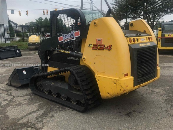2017 New Holland C234 Skid Steer-Track For Sale