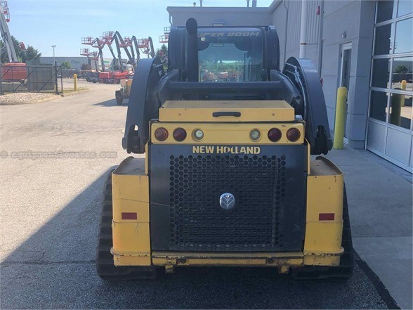 2018 New Holland C232 Skid Steer-Track For Sale