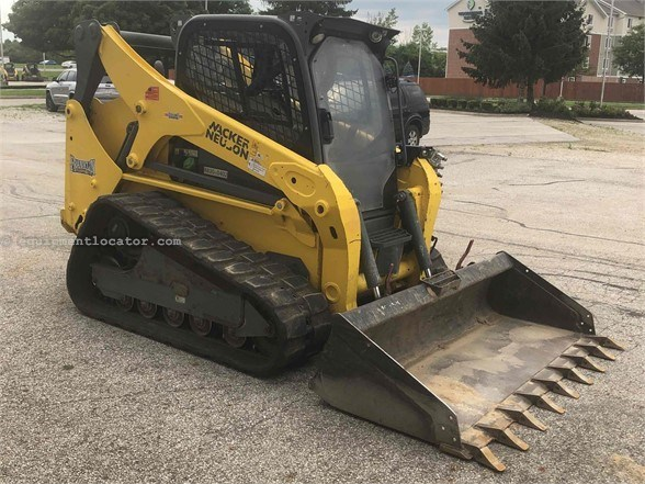 2015 Wacker ST45 Skid Steer-Track For Sale