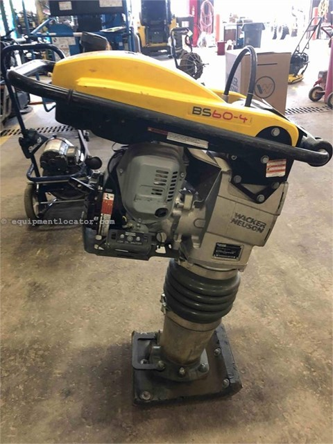 2019 Wacker BS60-4AS Compactor-Soil For Sale