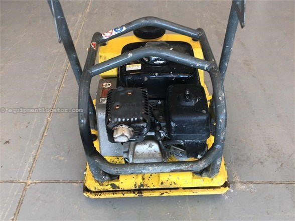 2016 Wacker WP1550AW Compactor-Soil For Sale