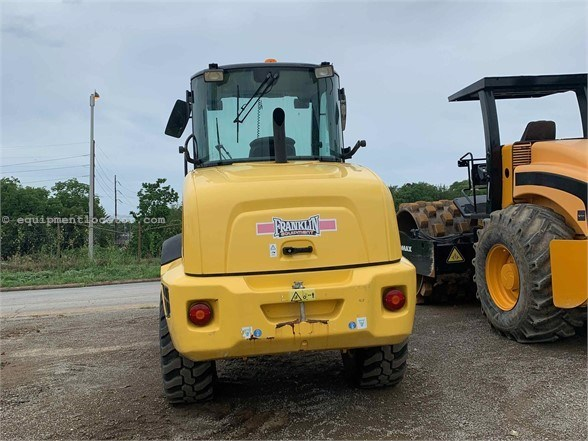 2016 New Holland W80C HS Wheel Loader For Sale