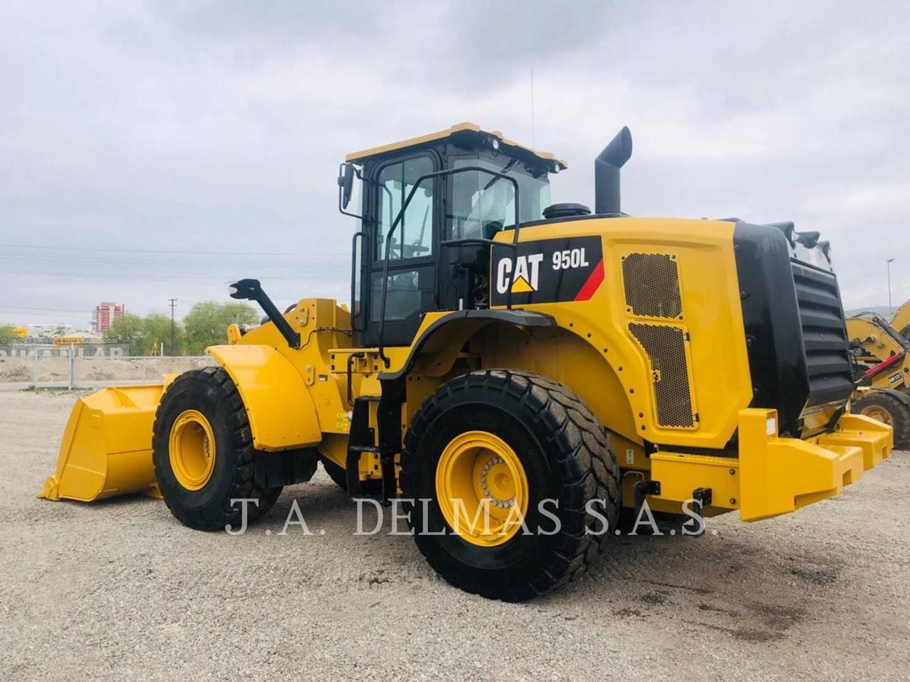 2018 Caterpillar 950L Image 1