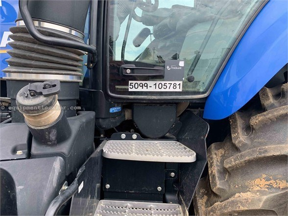 2014 New Holland T8.410 Tractor For Sale