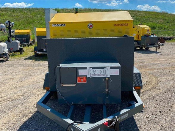 2014 Wacker E3000 Heater For Sale