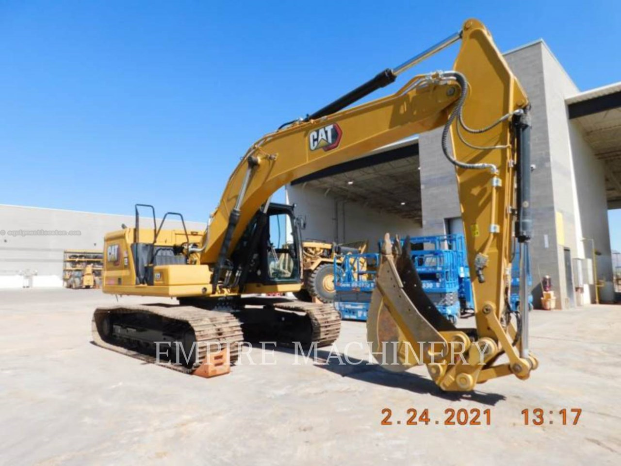 2020 Caterpillar 323-07   P Image 1