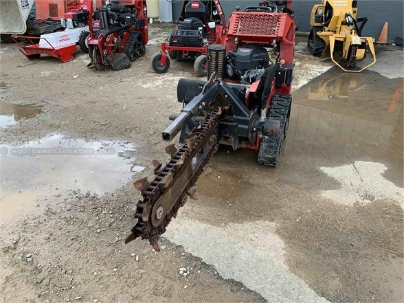 2015 Toro TRX20 Trencher-Rubber Tires For Sale