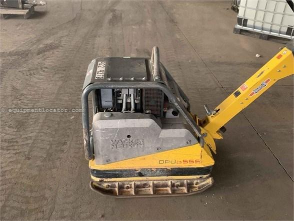 2016 Wacker DPU6555HE Compactor-Soil For Sale