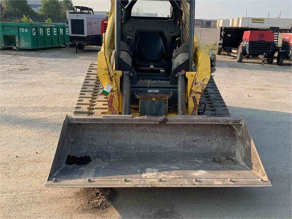 2014 Wacker ST45 Skid Steer-Track For Sale