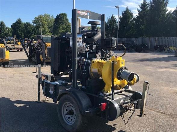 2015 Wacker APT6T Water Pump For Sale