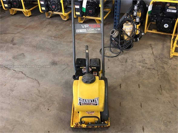2015 Wacker VP1135AW Compactor-Soil For Sale
